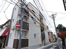 兵庫県神戸市東灘区魚崎南町7の賃貸アパートの外観