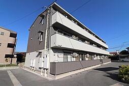 西鉄天神大牟田線 西鉄久留米駅 徒歩15分の賃貸アパート
