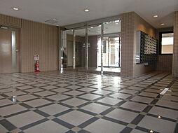 福岡県宗像市自由ヶ丘の賃貸マンションの外観