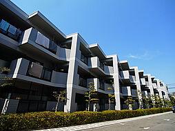 ガーデンハイツ桃山台弐番館[304号室]の外観