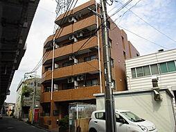 神奈川県横浜市港北区日吉7丁目の賃貸マンションの外観