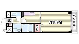 西二見駅 4.5万円