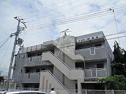 兵庫県神戸市西区伊川谷町有瀬の賃貸マンションの外観