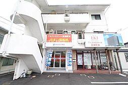 岡山県岡山市北区平野丁目なしの賃貸マンションの外観