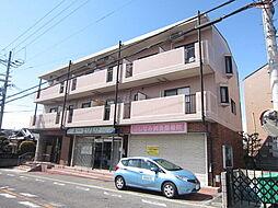 大阪府和泉市東阪本町の賃貸マンションの外観