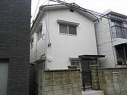 [一戸建] 福岡県福岡市中央区白金1丁目 の賃貸【/】の外観
