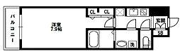 アドバンス新大阪V[2階]の間取り