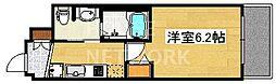 エステムプラザ京都聚楽第 雅邸[202号室号室]の間取り