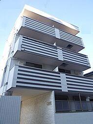 ツリーデン松戸[2階]の外観