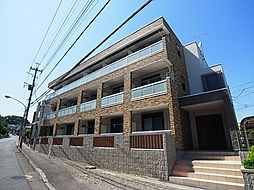 神奈川県川崎市麻生区王禅寺西7丁目の賃貸マンションの外観