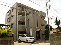 湘南エアーハイム1[2階]の外観