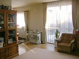 JR函館本線 小樽駅 バス8分 清水町中央下車 徒歩2分 5LDKの居間