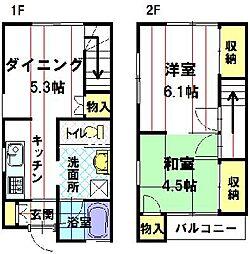 豊野駅 5.0万円
