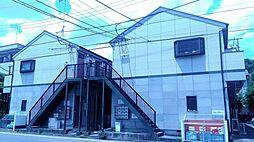 コーポアメニティI[2階]の外観