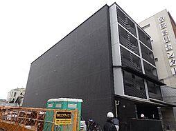 京都府京都市下京区花畑町の賃貸マンションの外観