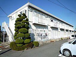 磯部ハイツ 月見屋敷A[1階]の外観