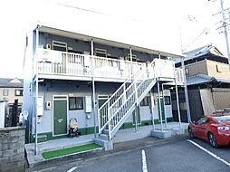 タカトハイツ A[2階]の外観