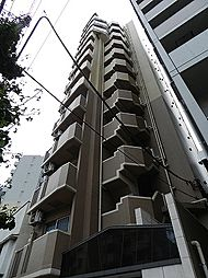 アヴィニティー品川戸越[3階]の外観