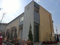 兵庫県姫路市南条2丁目の賃貸アパートの外観
