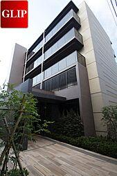 神奈川県横浜市鶴見区潮田町1丁目の賃貸マンションの外観