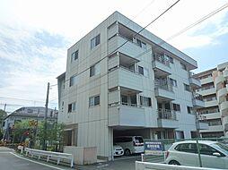 シャトーレ新百合2[3階]の外観