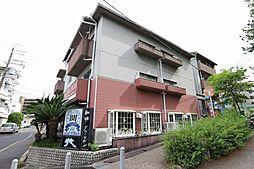 パティオ佐竹台[2階]の外観
