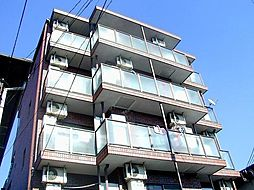 藤井三国マンション[4階]の外観
