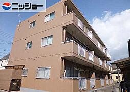 ヤスイマンション[1階]の外観