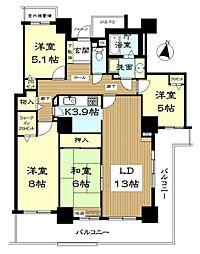 パークアヴェニュー神戸三田5番館