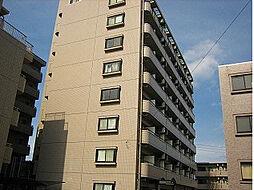 愛媛県松山市祇園町の賃貸マンションの外観