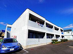 東京都東久留米市柳窪4丁目の賃貸マンションの外観