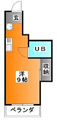 かいづかファミリアI[2階]の間取り