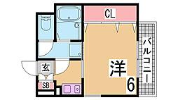 高速長田駅 4.3万円
