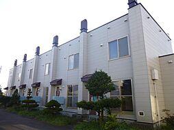 タウンハウス末広A[A-5号室]の外観
