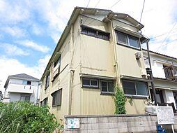 山崎アパート[102号室]の外観