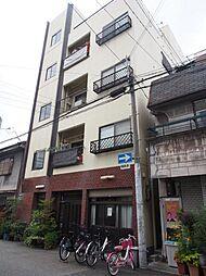 西尾マンション[3階]の外観