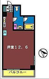 プラウトハウス[304号室]の間取り