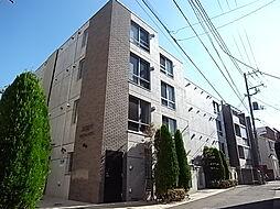 ZESTY幡ヶ谷[0204号室]の外観