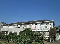 神奈川県藤沢市本鵠沼5丁目の賃貸アパートの外観