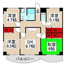 東武練馬駅 12.6万円