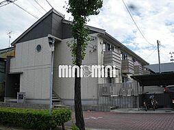 レセンテ豊田[2階]の外観