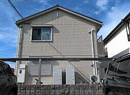 近鉄南大阪線 矢田駅 徒歩13分の賃貸アパート