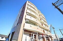 愛知県豊田市土橋町8丁目の賃貸マンションの外観