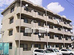 マンションヒバリ[1階]の外観