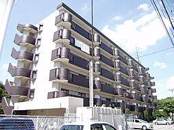 大阪府豊中市利倉西2丁目の賃貸マンションの外観