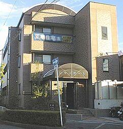 大阪府泉佐野市日根野の賃貸マンションの外観