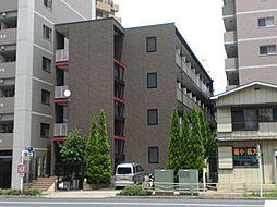 神奈川県横浜市神奈川区青木町の賃貸アパートの外観