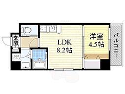 西中島南方駅 8.1万円