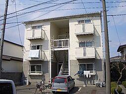 ボヌール・コミヤマ[1階]の外観