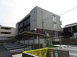 愛知県名古屋市千種区千種2丁目の賃貸アパートの外観